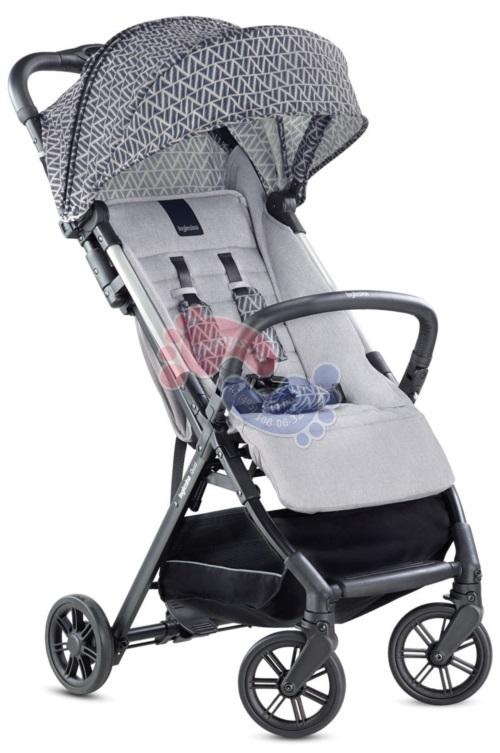 Прогулочная коляска Inglesina Quid Mosaic Blue
