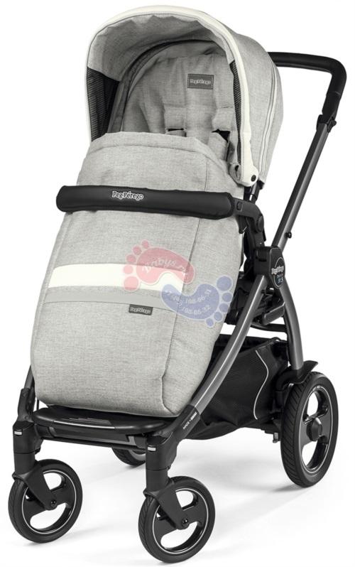 Прогулочная коляска Peg-Perego Book 51S Titania Pop-Up Luxe Pure