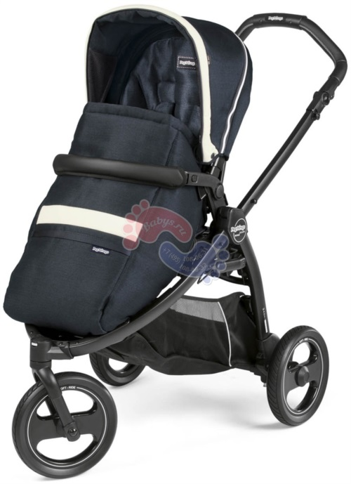 Прогулочная коляска Peg-Perego Book Scout Pop-Up Luxe Prestige