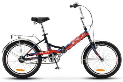 Велосипед Pilot 430 V010 Black Red