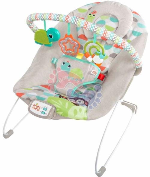 Кресло-качалка Brights Starts Счастливое Сафари 11508