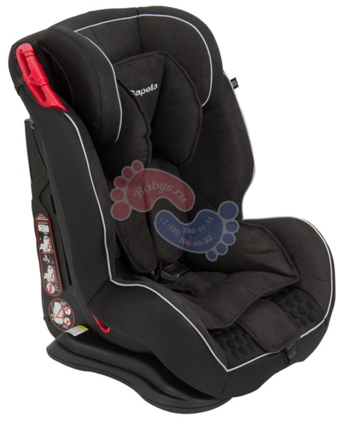 Автокресло Capella S12310 Black