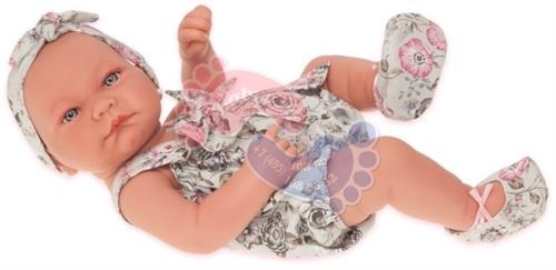 Кукла-младенец Munecas Antonio Juan Мина 5032P 42 см