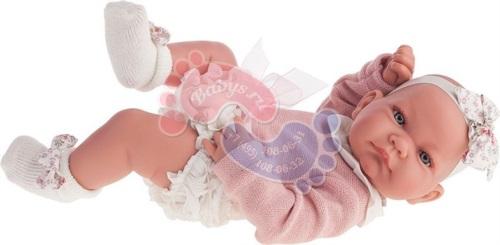 Кукла-младенец Munecas Antonio Juan Эмма 5096W 42 см