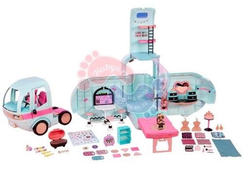 Игровой набор LOL Surprise MGA Glamper Автобус с куклой 559771