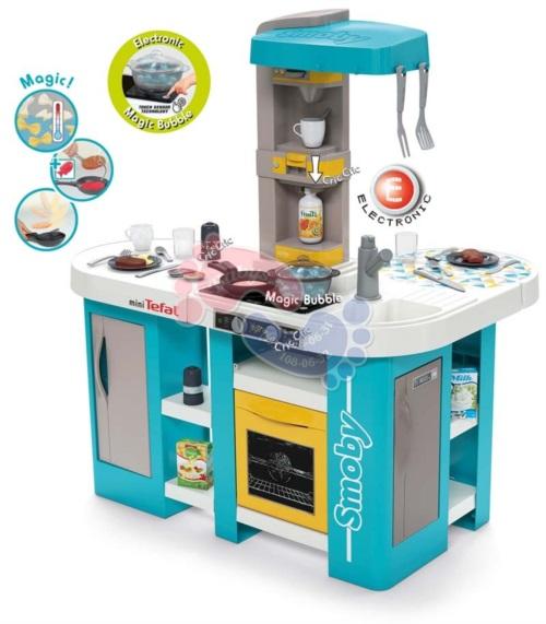 Кухня Smoby Tefal Studio XL с пузырьками 311045