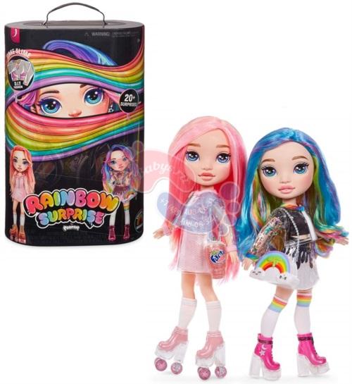 Кукла MGA Entertainment Poopsie Slime 559887 радужная / розовая
