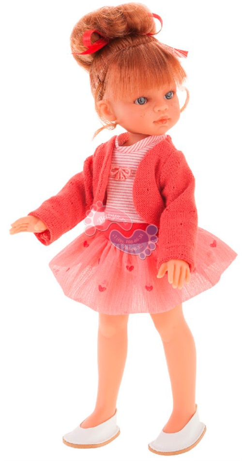 Кукла Antonio Juan Кармен в красном 2591R 33см
