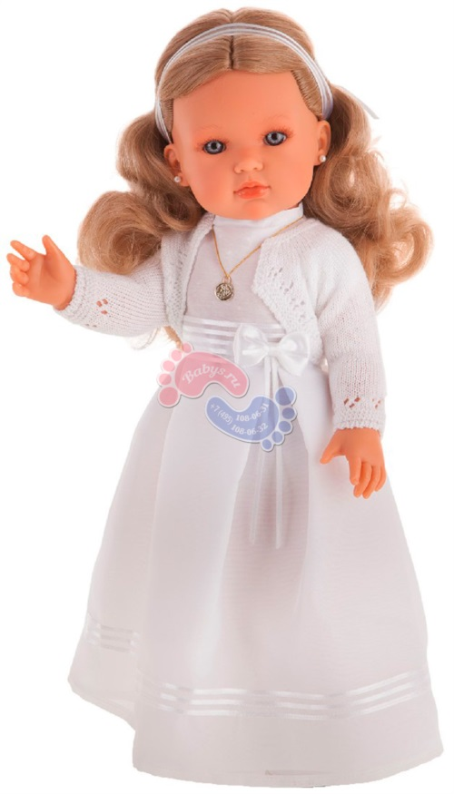 Кукла Antonio Juan Айза блондинка 2815Bl 45см