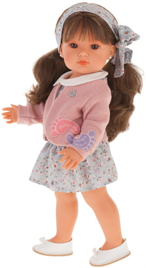 Кукла Antonio Juan Белла в розовом болеро 2818P 45см