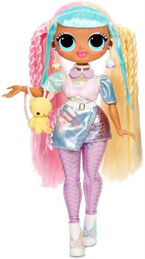 Кукла OMG Candylicious 2 волна Fashion Doll с 20 сюрпризами 565109