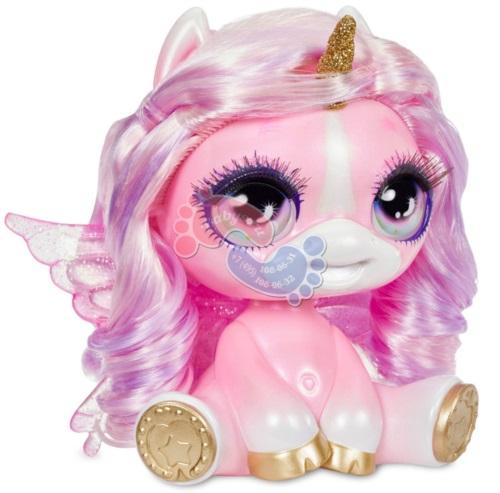 Фигурка MGA Poopsie Surprise Unicorn 567301 Розовый единорог с волосами c аксессуарами