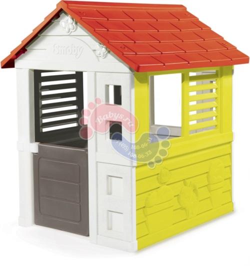 Детский игровой домик Smoby Lovely 810705
