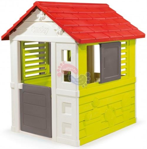 Детский игровой домик Smoby Nature 810712