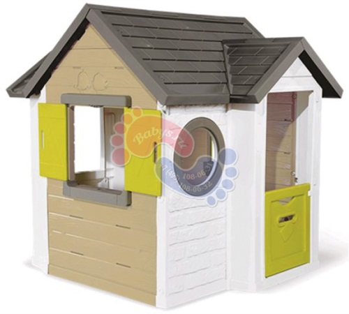 Детский игровой домик Smoby My New House 810406