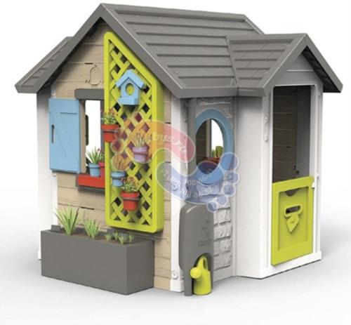 Детский игровой домик Smoby Садовый 810405