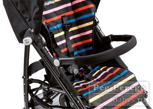Бампер для прогулочной коляски Peg-Perego Pliko Mini Front Bar (Пег-Перего Плико Мини Фронт Бар)