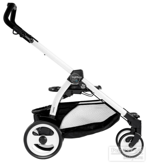 Peg-Perego Book Plus 51 White/Black