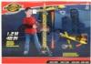 Мега кран Dickie Toys на д/у 120 см 3462412 (коробка)
