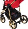 Коляска Adamex Reggio Special Edition 2 в 1 Y832 корзина для покупок и вещей