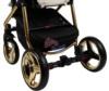 Коляска Adamex Reggio Special Edition 2 в 1 Y844 корзина для покупок