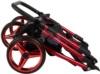 Коляска Adamex Reggio Special Edition 2 в 1 Y300 собранное шасси