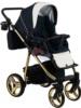 Коляска Adamex Reggio Special Edition 2 в 1 Y809 сидячий блок без чехла для ножек
