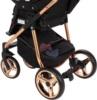 Коляска Adamex Reggio Special Edition 2 в 1 Y302 корзина для вещей и покупок