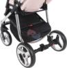 Коляска Adamex Reggio Special Edition 2 в 1 Y850 с корзиной для вещей и покупок