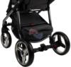 Коляска Adamex Reggio Special Edition 2 в 1 Y98 закрытая корзина для вещей и покупок