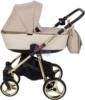 Коляска Adamex Reggio Special Edition 2 в 1 Y847 люлька для младенцев, вид сбоку