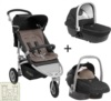 Pack Trio Whizz Noir Taupe HD
